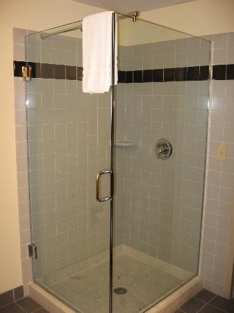 BayShore Resort: The shower