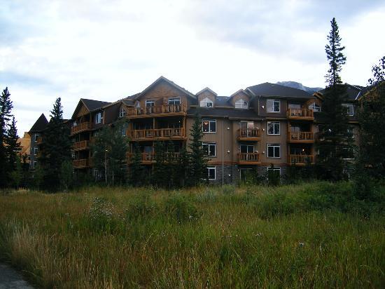 Falcon Crest Lodge: Hotel