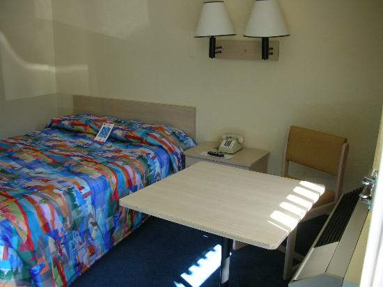 Motel 6 South Lake Tahoe: Close quarters