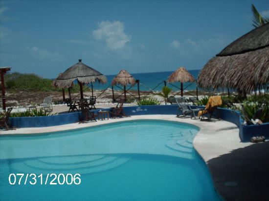 Villa La Bella: pool was always refreshing