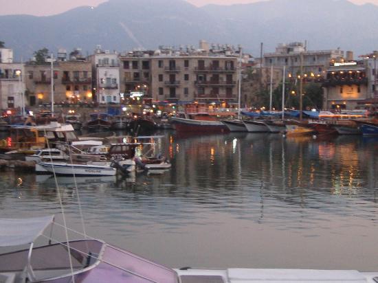 Bellapais Monastery Village: Kyrenia Harbour