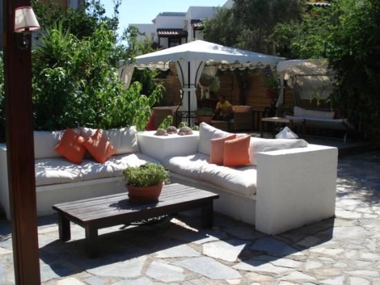 Ece Hotel Bodrum: Ece Beach Garden