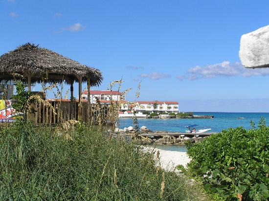 Obraz Sandyport Beach Resort