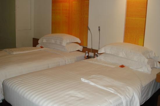 Dusit D2 Chiang Mai: Basic twin room