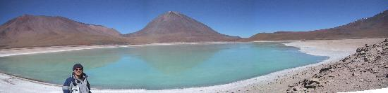 Colque Tours - Day Tours: Green lagoon