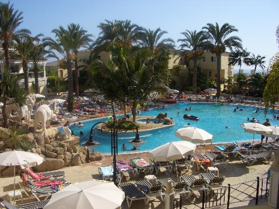 Gran Oasis Resort: The main pool