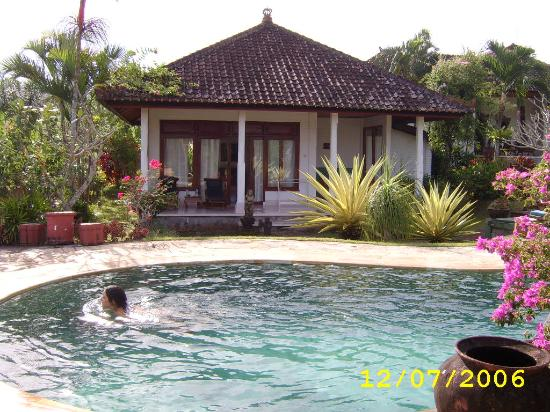 Cabe Bali: the pool