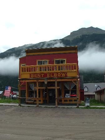 Silverton, Kolorado: The Beny Elbow Hotel and Restaurant