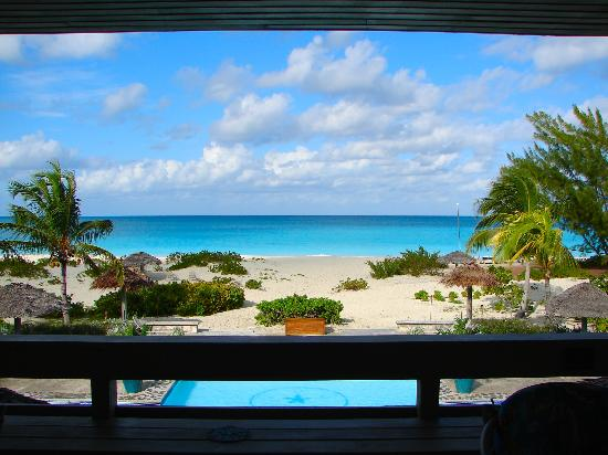 The Meridian Club Turks & Caicos: oh, those blues!!