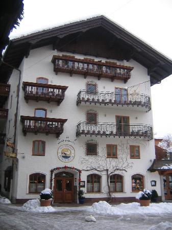 Seebockenhotel Zum Weissen Hirschen: hotel