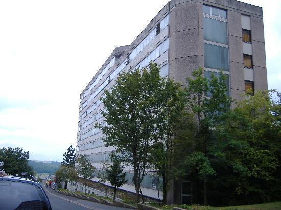 Hotel Sonnenhügel: Beautiful exterior !