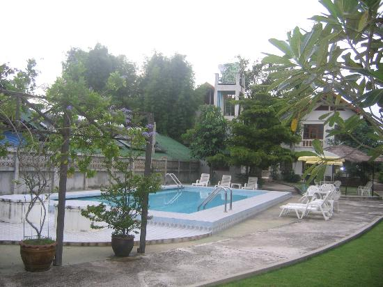 Golden Cupids Hotel : The Swimming Pool