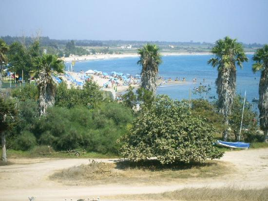 Louis Phaethon Beach : view from our room