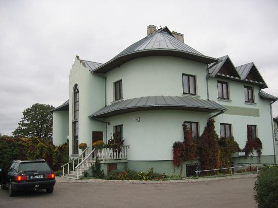 Гостевой дом Nemunas Tour: Outside of Nemunas Guest House