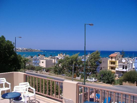 Stalis, Grecia: A view from the balcony