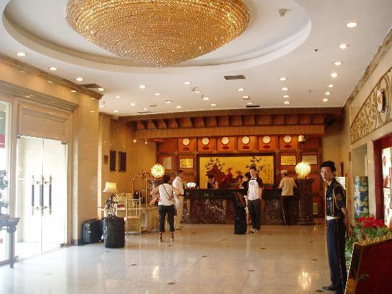 Melody Hotel: Lobby