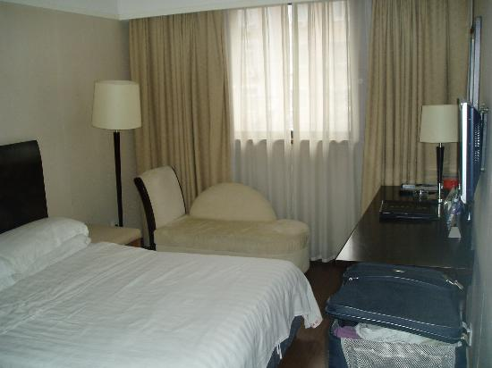 Redwall Hotel Beijing: Standard room