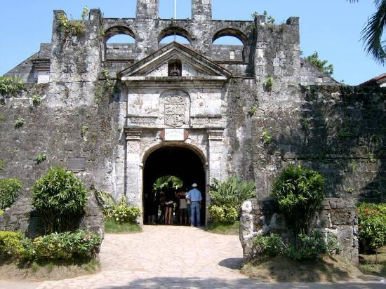Kota Cebu, Filipina: Fort San Pedro