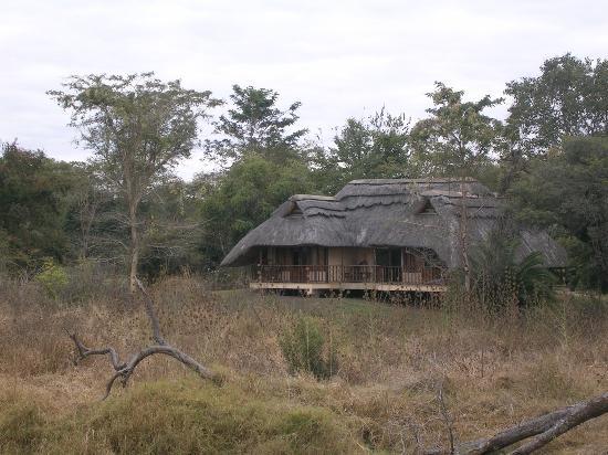 Pamuzinda Lodge: Chalet