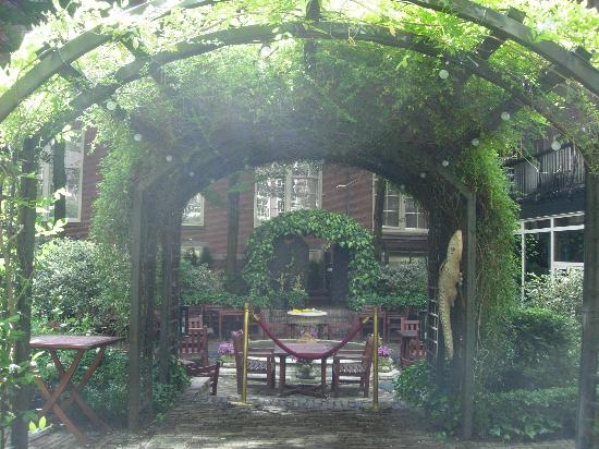 Sofitel Legend The Grand Amsterdam: Garden