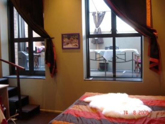 Hotel 115 Christchurch: Room 38