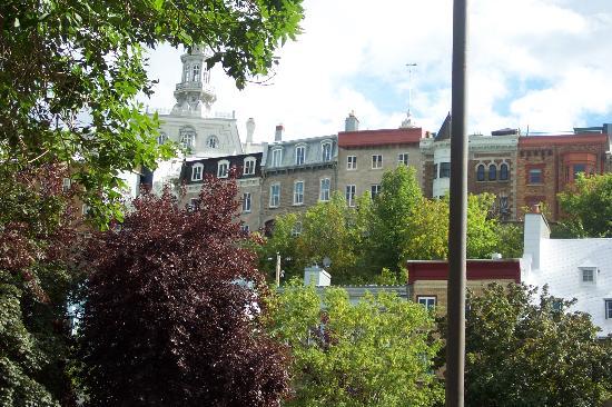 Quebec City, Canada: View of Old Quebec