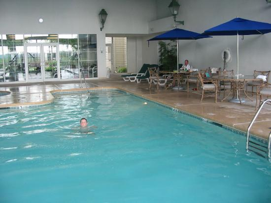 Homewood Suites by Hilton Buffalo-Airport: Indoorpool
