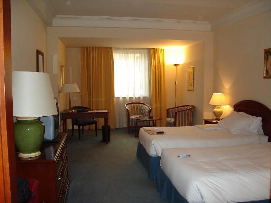 โรงแรมอาธีนี พาเลส ฮิลตัน บูคาเรสท์: Room 2