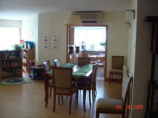East Gate Plaza Service Apartment: dining room