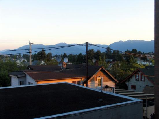 كاساندرا هوتل: View from my room