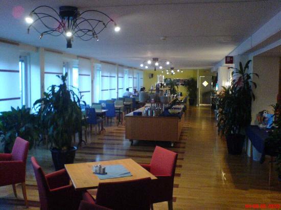 Clarion Collection Hotel Etage: sala colazione