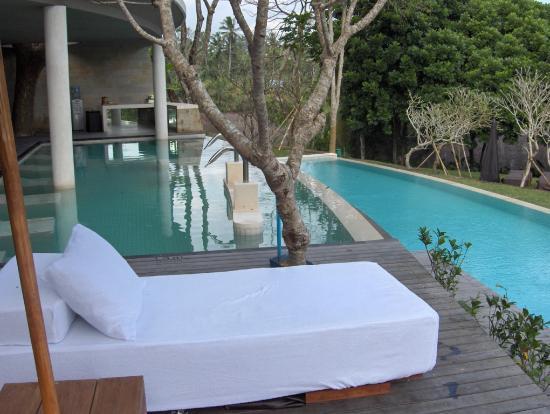 COMO Shambhala Estate, Bali: 2 pools of Spa (Les 2 piscines du spa)