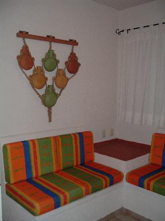 Posada Luna del Sur: Our room
