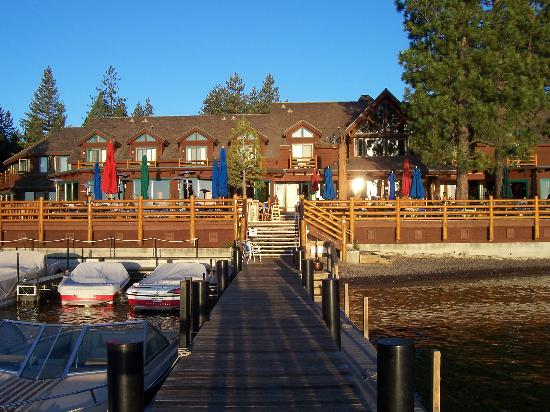 Also From Our Room Picture Of Sunnyside Restaurant And Lodge Tahoe City