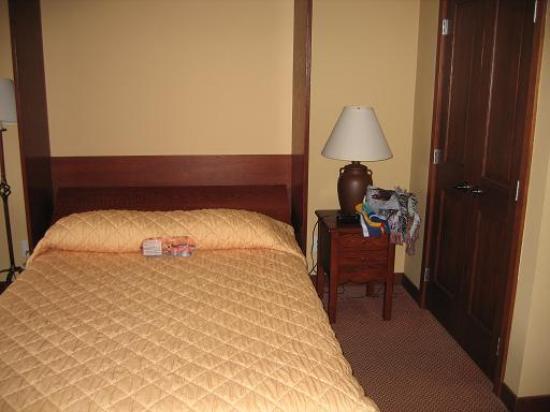 Weider Lodge - Blue Mountain Resort: Bed