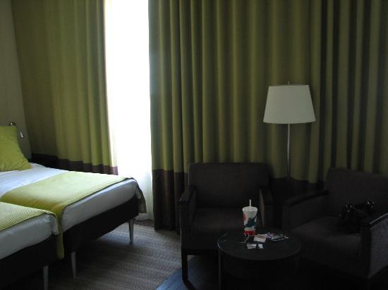 Hotel Elysees Regencia Paris: Room
