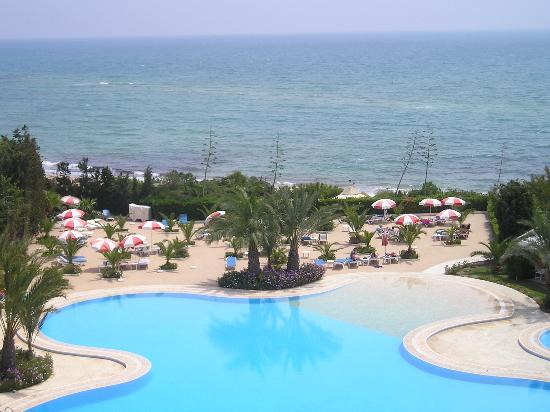 SENTIDO Aziza Beach Golf & Spa: Beautiful pool at the Aziza