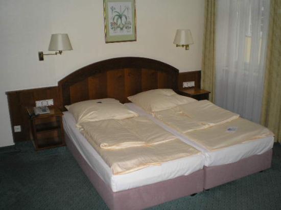 Hotel Hollaender Hof: Bedroom