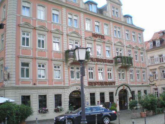 Hotel Hollaender Hof: Hotel front