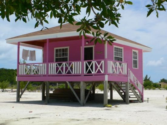 "Coco Plum Cay, Belize : Our ""Seashore"" Cabana"