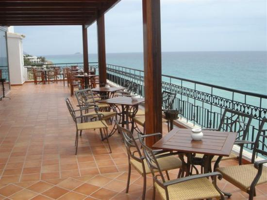 The bar balcony picture of hotel servigroup montiboli for Balcony restaurant group