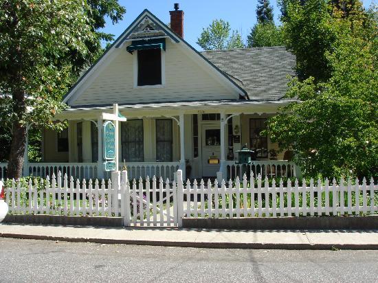 Emma Nevada House Nevada City Ca