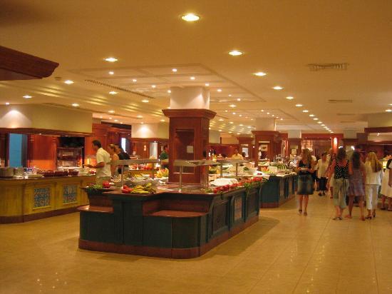 SBH Costa Calma Palace: Il buffet