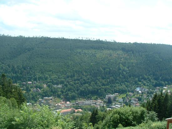 Bad Wildbad - at the bottom !
