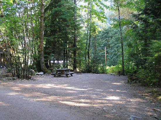 Paradise Valley Campground Picture