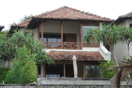 Saman Villas: One of the villas