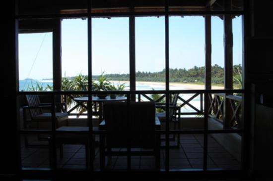Saman Villas: View from the window