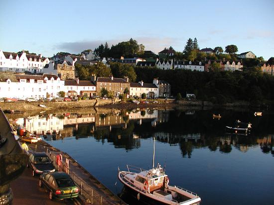 Isle of Skye, UK: Portree Harbour