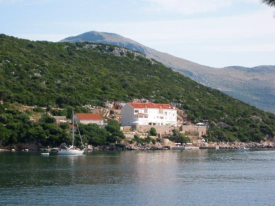 Hotel Bozica: There are many good photos of this hotel on internet. My one is not the best :)