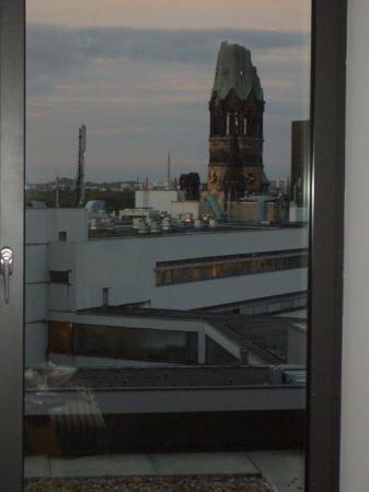 Sofitel Berlin Kurfürstendamm: View from one of our rooms